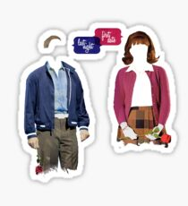 """Dogfight: The Musical — """"First Date, Last Night"""" Sticker"""