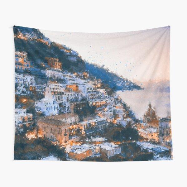 Positano, beauty of Italy Tapestry