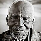 Elder from Chobela by Vincent Riedweg