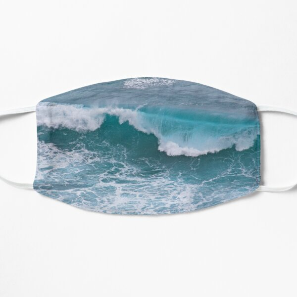 The sea is calling and I must go! Tropical  Mask