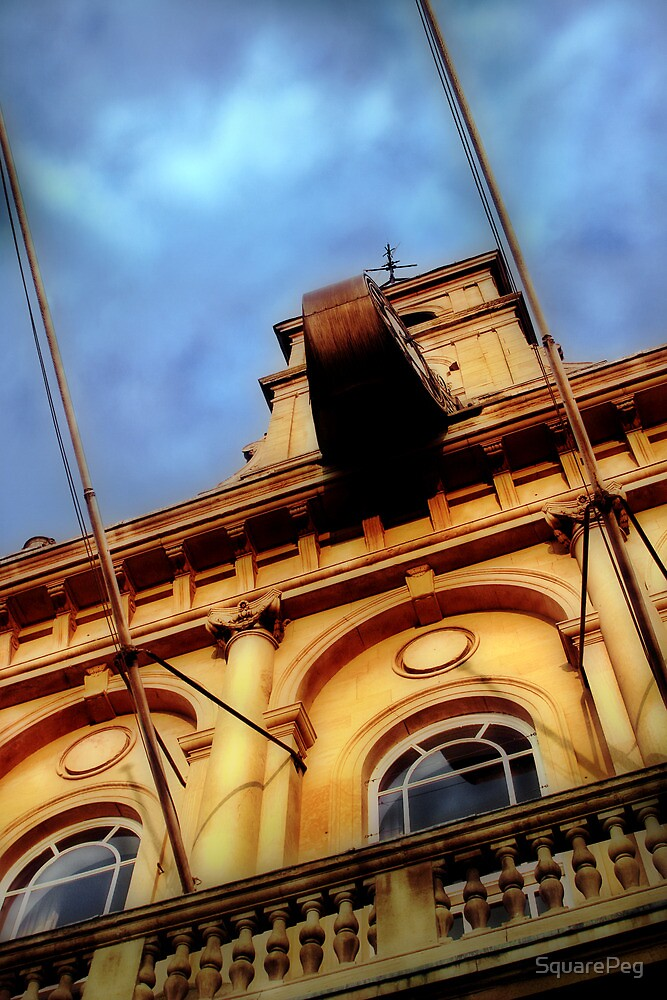 Town Hall, Loughborough by SquarePeg