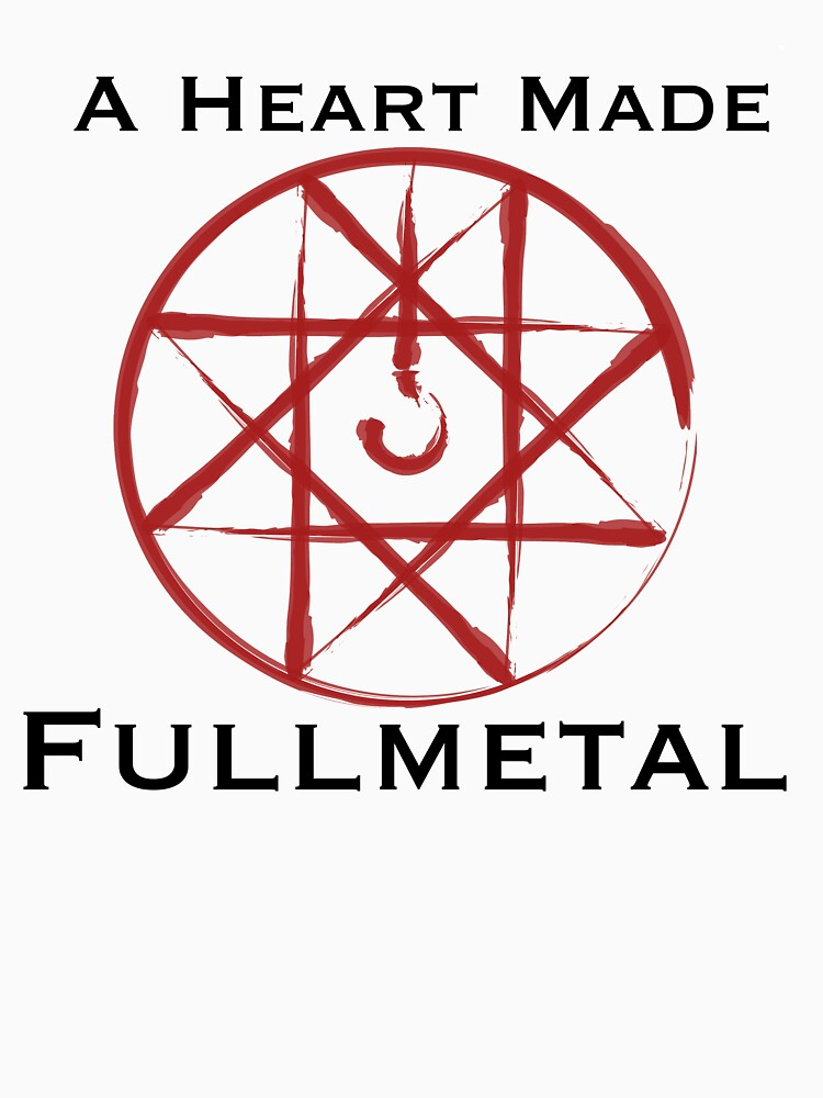 Made Fullmetal | Unisex T-Shirt