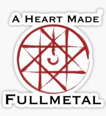 Made Fullmetal Sticker