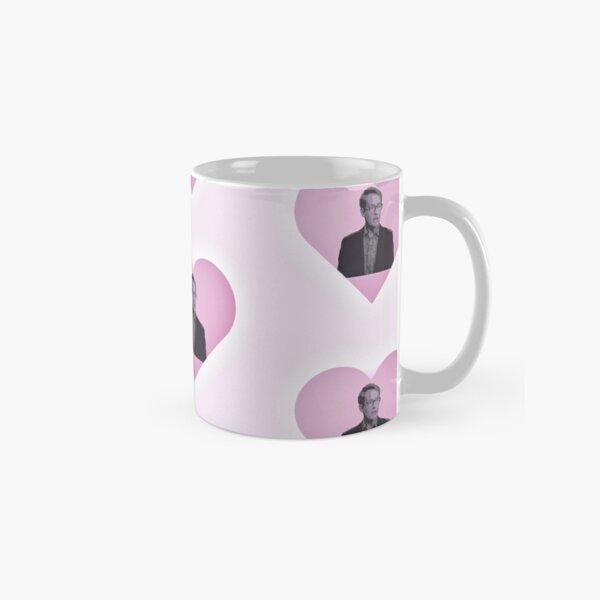 Dr Ashley Bloomfield love heart mug design The Curve Crusher merchandise Classic Mug
