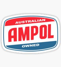 Ampol Sticker