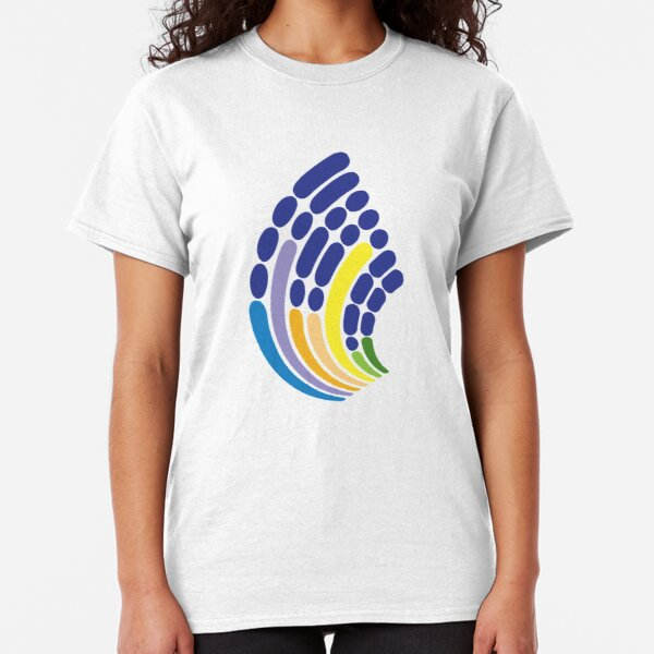 Vallejo Spirit of the Bay Logo Classic T-Shirt