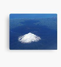 Mt. Taranaki.......New Zealand. Canvas Print