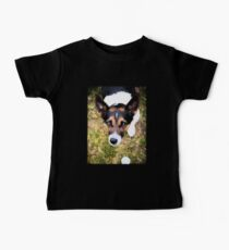 Jessie the Jack Russell Terrier: It's All About the Ball Baby Tee