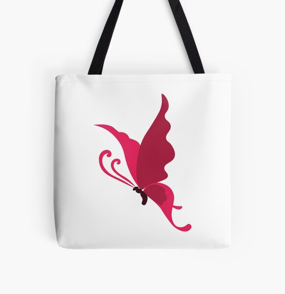 Butterfly Fantasy All Over Print Tote Bag