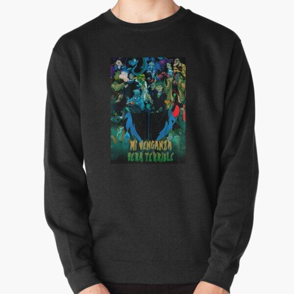 The hidden face of the film Pullover Sweatshirt