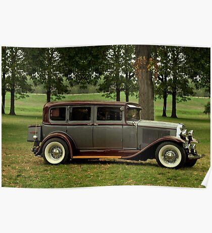 1931 Buick Touring Sedan Poster