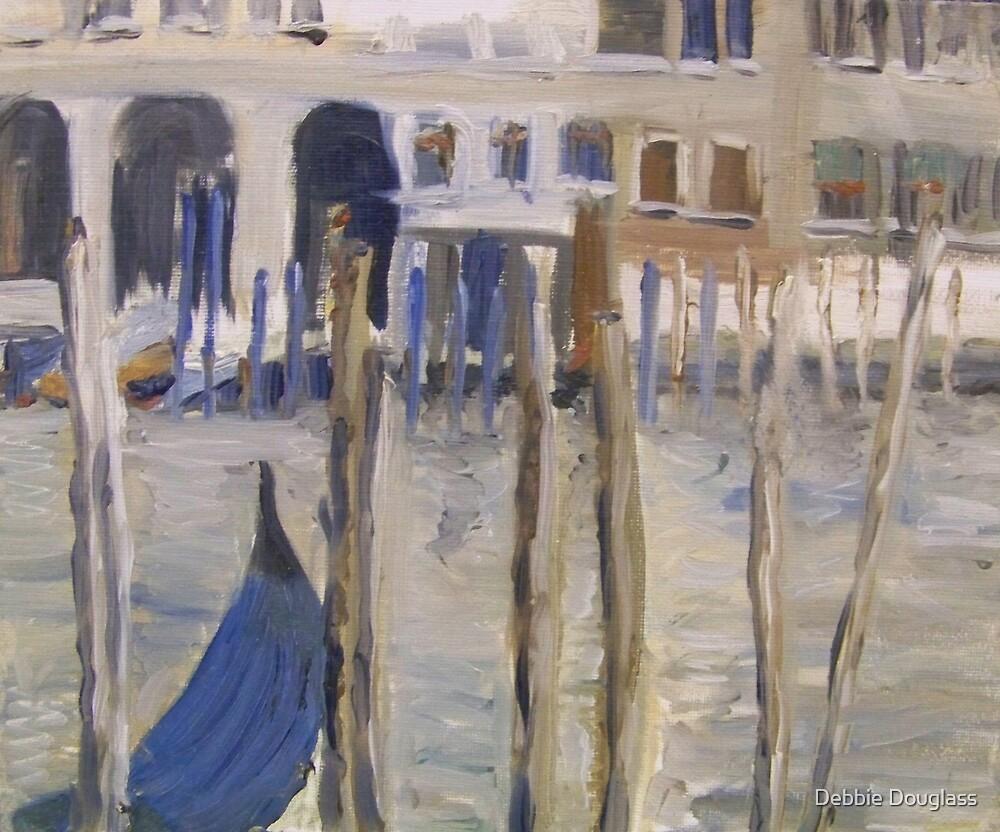 A Lonely Gondola by Debbie Douglass