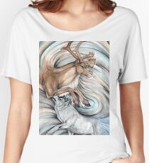 The Hunter and Hunted Women's Relaxed Fit T-Shirt
