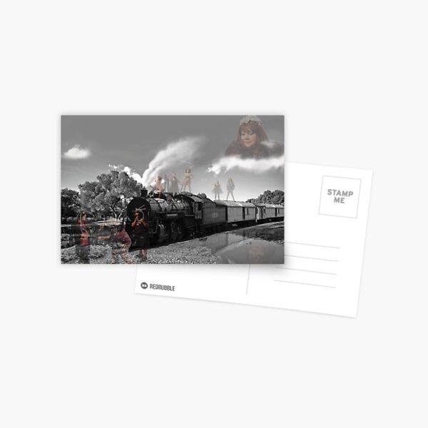 Cybersteampunks 2012 Postcard