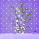 Lily of the Valley (iPhone case) by Maria Dryfhout