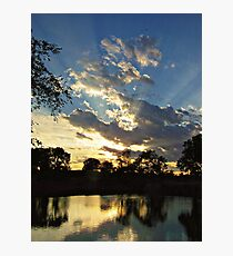 Majestic Skies Photographic Print