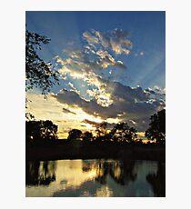 Majestic Skies Photographic Print