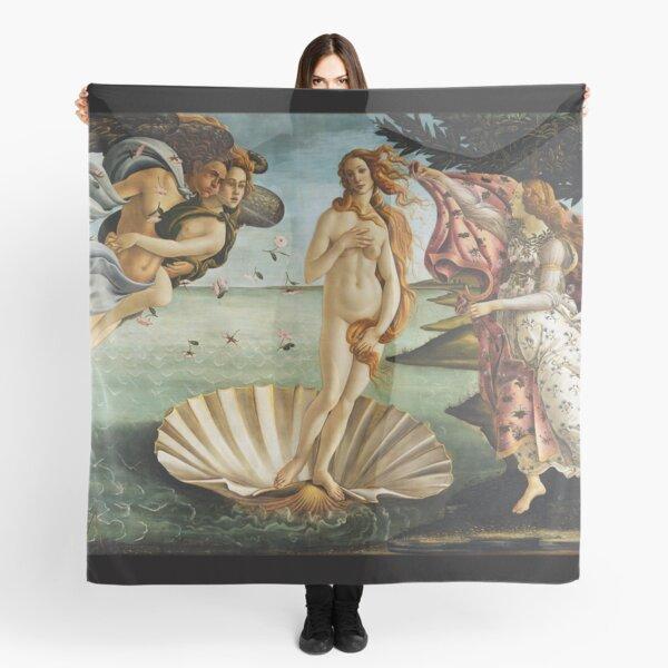 Birth of Venus - Botticelli  Scarf