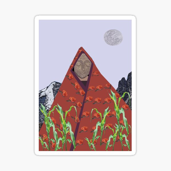 Mother Maize Sticker