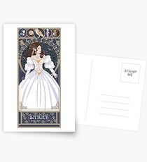Sarah Nouveau - Labyrinth Postcards
