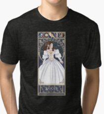 Sarah Nouveau - Labyrinth Tri-blend T-Shirt