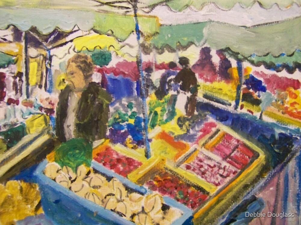 The Market by Debbie Douglass