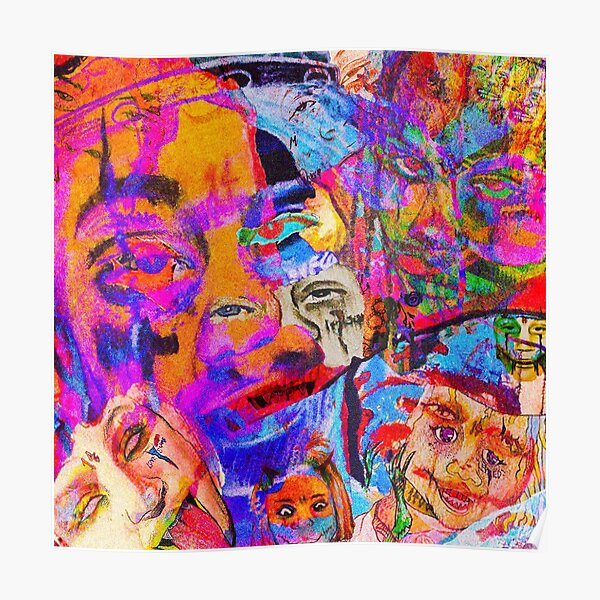 Me Likey Trippie Poster
