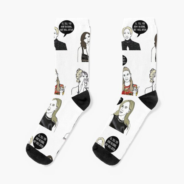 Newest New Yorkers Socks