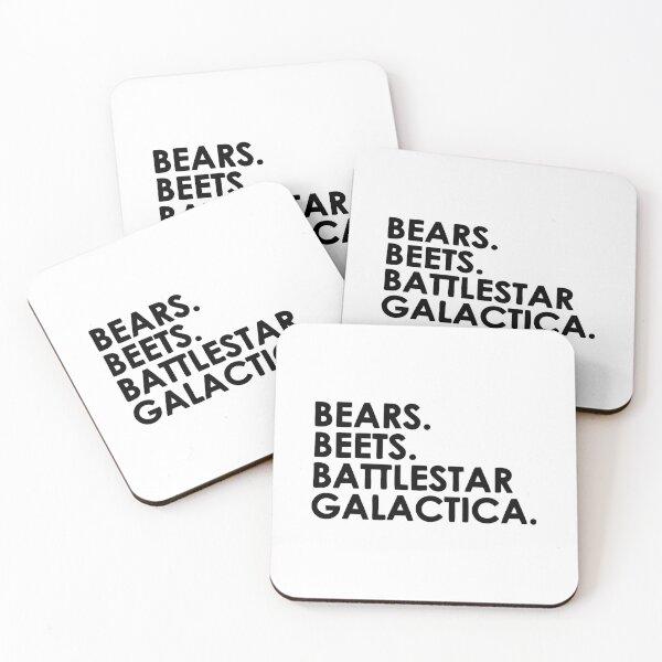 Bears Coasters (Set of 4)