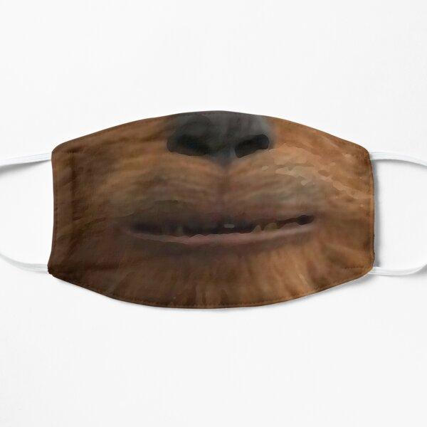 Wookie Mask Brown Mask