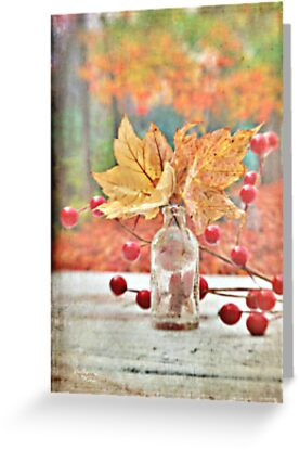 An Autumn Still Life by Shelly Harris