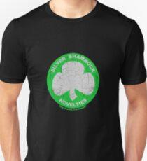 Silver Shamrock Novelties Slim Fit T-Shirt