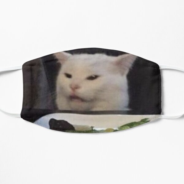 Smudge The Cat Mask