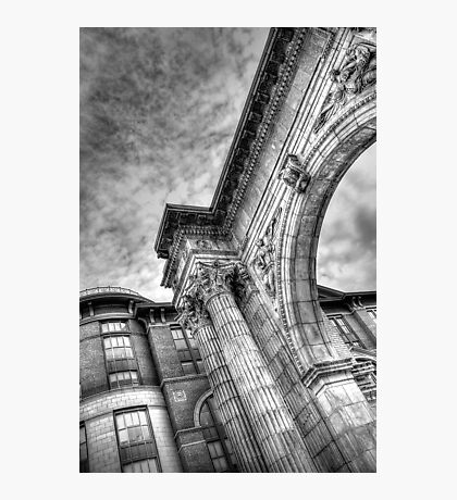 The Arch at McFerson Commons Photographic Print