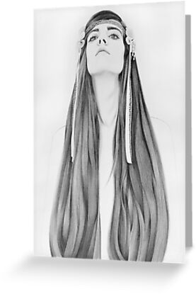 vallivana Portrait by kata zapata