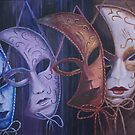 Masquerade by Michael Beckett