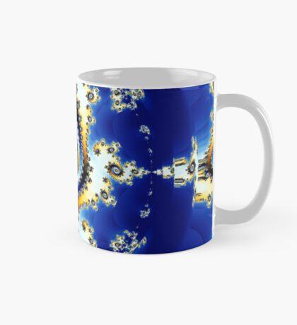 Blue Crystal Ball  Mug