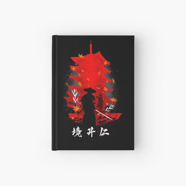 Ghost and Lady Masako Hardcover Journal