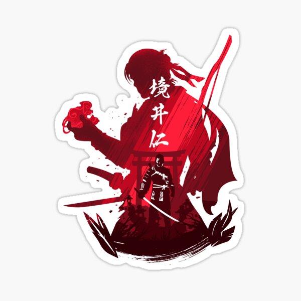 Legend of Jin Sakai the Ghost Sticker