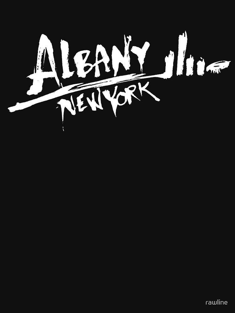 Albany NY by rawline
