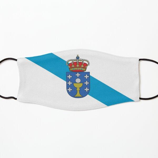 Máscara de bandera de Galicia Mascarilla para niños