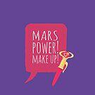 Mars Power  by gallantdesigns