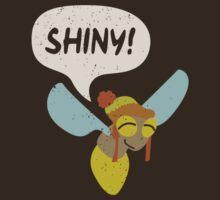 Shiny!   Unisex T-Shirt