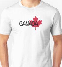 Canada maple leaf Unisex T-Shirt
