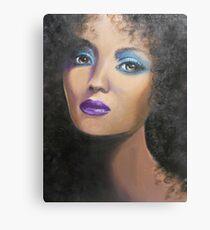 EXOTIC LADY Canvas Print