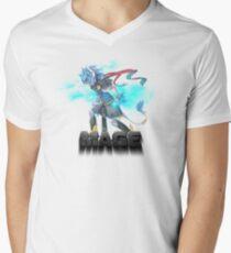 Inuki The Mid Lane Mage Men's V-Neck T-Shirt
