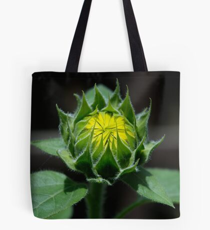 Sunflower - Almost Grown Tote Bag