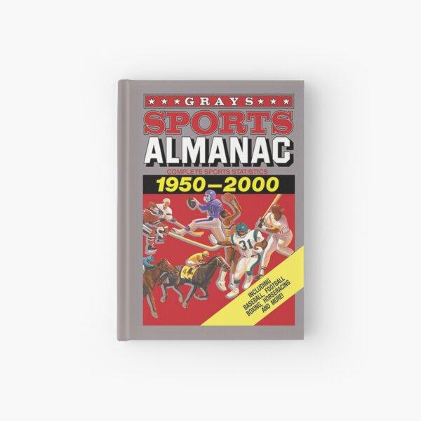 Grays Sports Almanac Complete Sports Statistics 1950-2000 Hardcover Journal