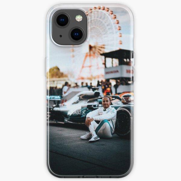 Lewis Hamilton # 002 iPhone Flexible Hülle