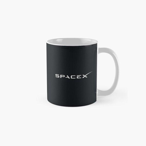 marca taza spacex | logo Taza clásica